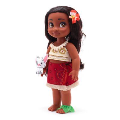 Disney Store Poupée Vaiana, collection Disney Animators