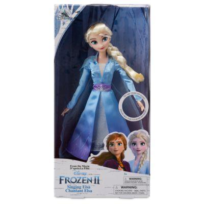 Disney Store Poupée musicale Elsa, La Reine des Neiges2