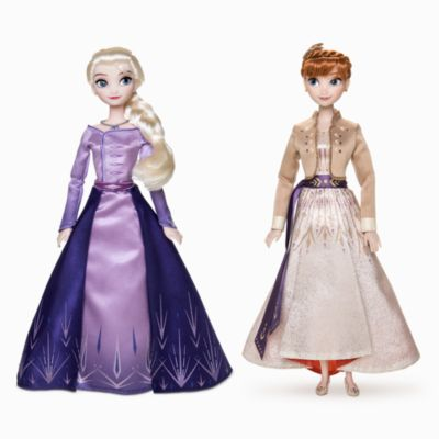 Disney Store Coffret de poupées Anna et Elsa, La Reine des Neiges2