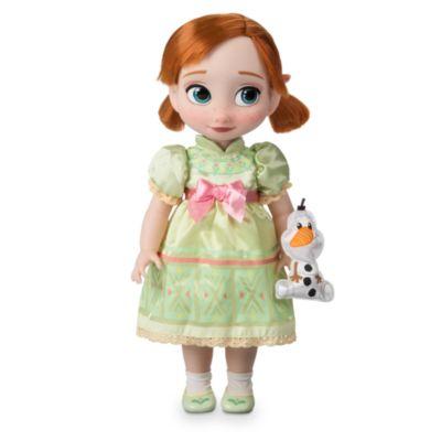Disney Store Anna Animator Doll, Frozen
