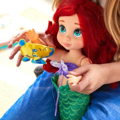 Disney Store - Disney Animators' Collection - Arielle, die Meerjungfrau - Arielle Puppe