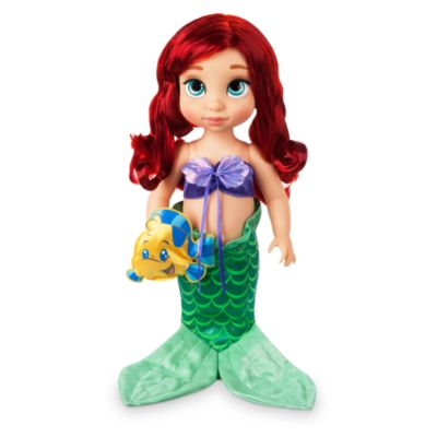 Muñeca Ariel, La Sirenita, Disney Store