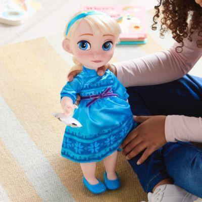Bambola Elsa collezione Disney Animators Frozen - Il Regno di Ghiaccio Disney Store