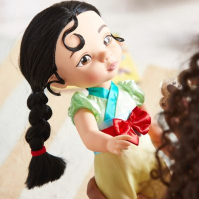 Disney Store Mulan Animator Doll