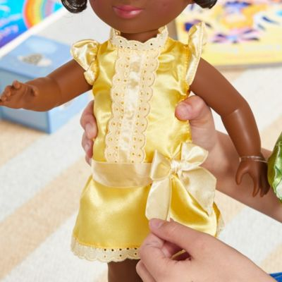Disney Store Tiana Animator Doll, The Princess and the Frog