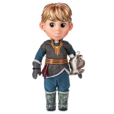 Disney Store Kristoff Animator Doll, Frozen