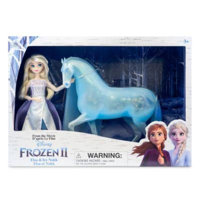 Disney Store Elsa and Nokk Playset, Frozen 2