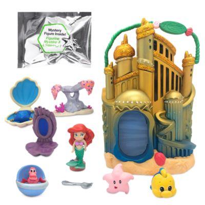 Disney Store - Disney Animators' Collection Littles - Arielles Palast - Spielset