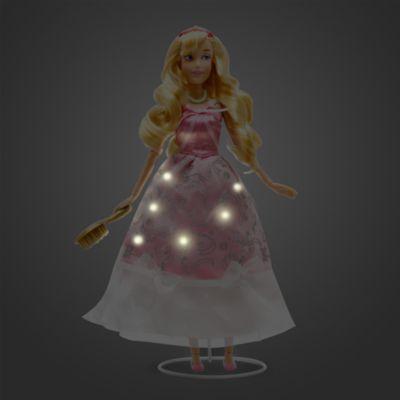 Disney Store - Cinderella - Hochwertige Puppe in einem Kleid mit Leuchteffekt