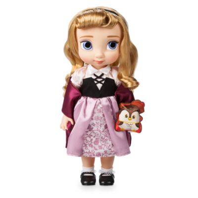Disney Store - Disney Animators Collection- Dornröschen - Aurora Puppe