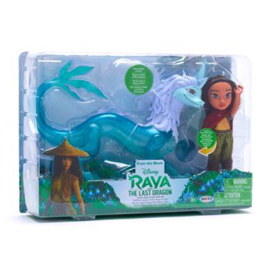 Set da gioco confezione regalo Raya e Sisu Jakks