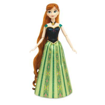 Disney Store Anna Hair Play Doll, Frozen