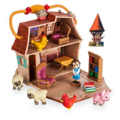 Micro set da gioco collezione Disney Animators Littles Belle Disney Store