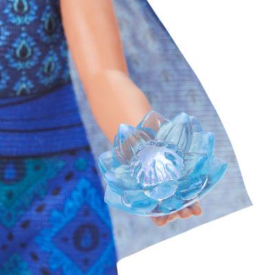 Hasbro Poupée Raya jeune et fleur de Kumandra