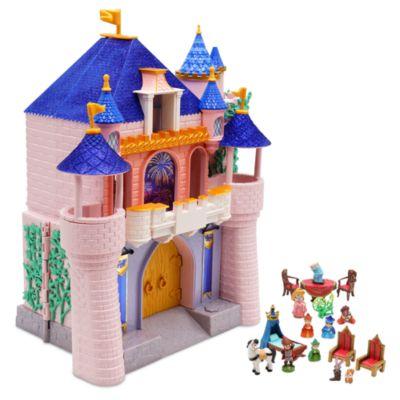 Disney Store - Disney Animators' Collection - Dornröschen - Schloss-Spielset Deluxe
