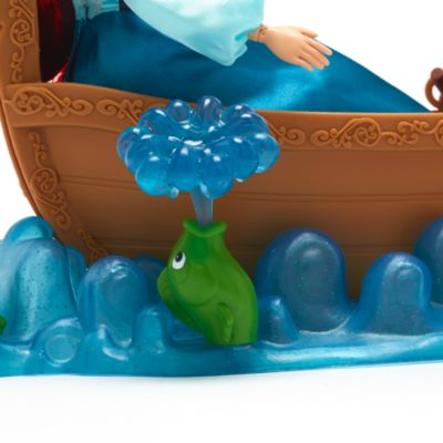 Disney Store Ariel Deluxe Playset, The Little Mermaid