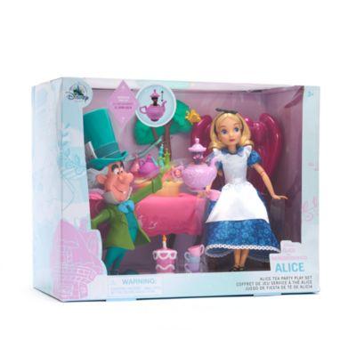 Disney Store Alice in Wonderland Story Moment Playset