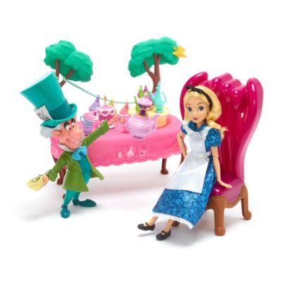 Disney Store Coffret Les aventures d'Alice au Pays des Merveilles