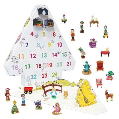 Calendario dell'Avvento collezione Disney Animators Disney Store