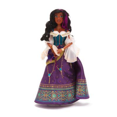 Disney Store Esmeralda Limited Edition Doll