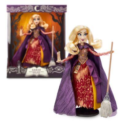 Muñeca edición limitada Sarah, El Retorno de las Brujas, Disney Store