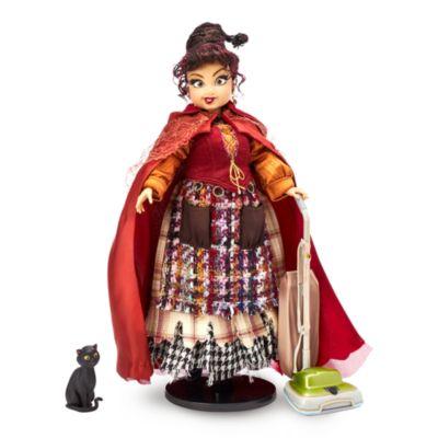 Bambola in edizione limitata Mary Hocus Pocus Disney Store