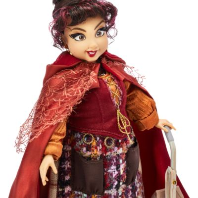 Disney Store Mary Limited Edition Doll, Hocus Pocus