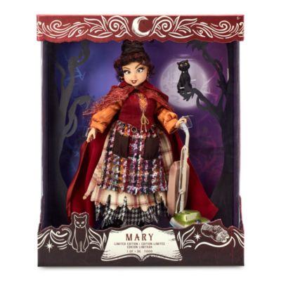 Disney Store - Hocus Pocus - Mary - Puppe in limitierter Edition