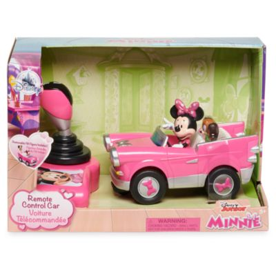 Disney Store Voiture télécommandée Minnie