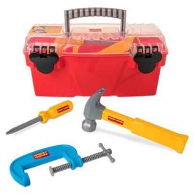 Disney Store Mickey Mouse Toolbox Playset