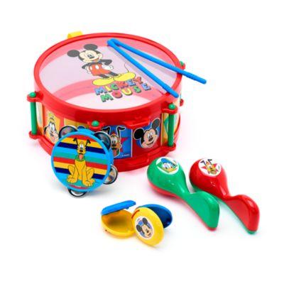 Set batería Mickey y sus amigos, Disney Store