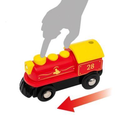 Brio Mickey Mouse Toy Train Set