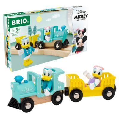 Brio Donald and Daisy Toy Train Set