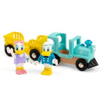 Brio - Donald und Daisy - Spielzeugzugset