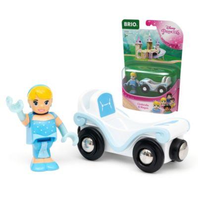 Brio Cinderella and Wagon Play Set