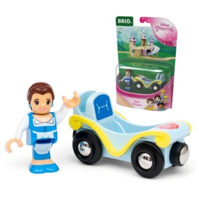 Brio Coffret Belle et son wagon-carrosse, La Belle et la Bête