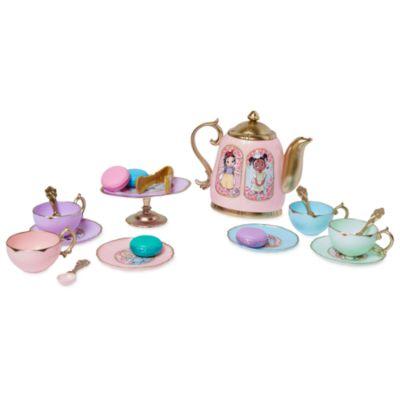 Disney Store Disney Animators' Collection Teatime Playset