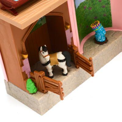 Disney Store Sleeping Beauty Deluxe Castle Playset, Disney Animators' Collection