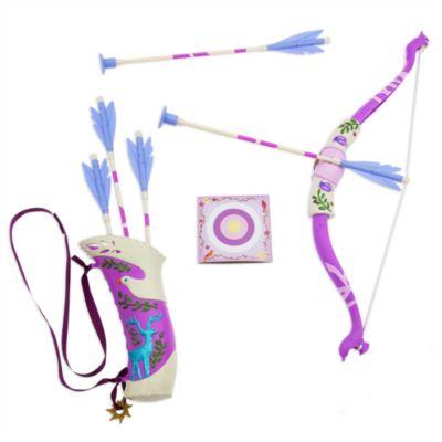 Disney Store Rapunzel Bow and Arrow Set, Tangled