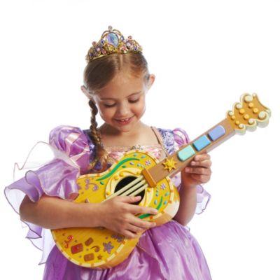 Disney Store Tangled Interactive Guitar