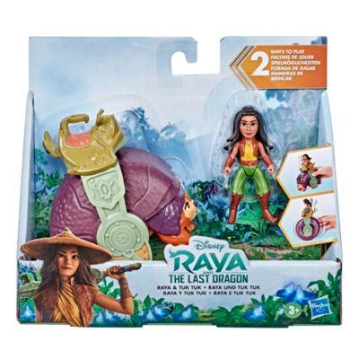 Hasbro Raya and Tuk Tuk Doll Set