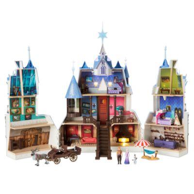 Disney Store Coffret Château d'Arendelle, La Reine des Neiges2