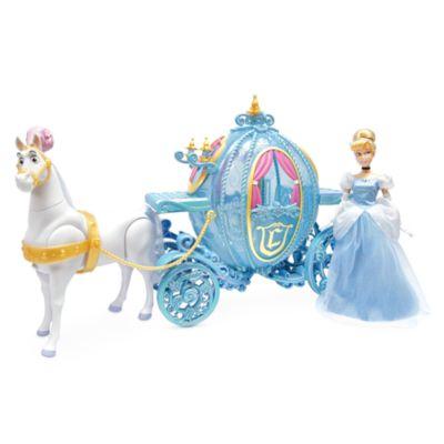 Disney Store Cinderella Carriage Playset