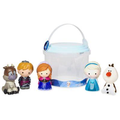 Disney Store Frozen Bath Toy Set