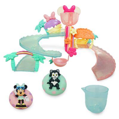 Disney Store Minnie Mouse Water Park Bath Playset