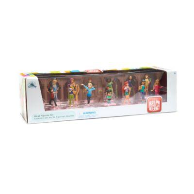 Disney Store - Chaos im Netz - Disney Prinzessin Figurenspielset Deluxe