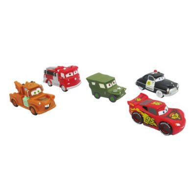 Disney Store Ensemble de jouets pour le bain Disney Pixar Cars