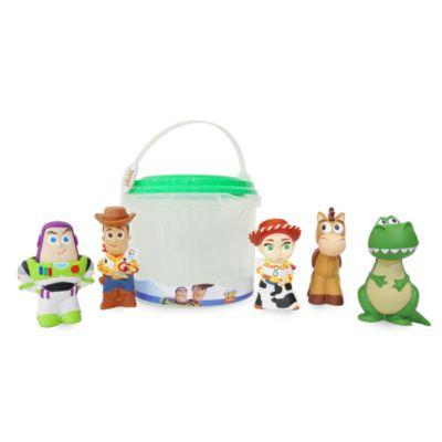 Disney Store Toy Story Bath Toy Set