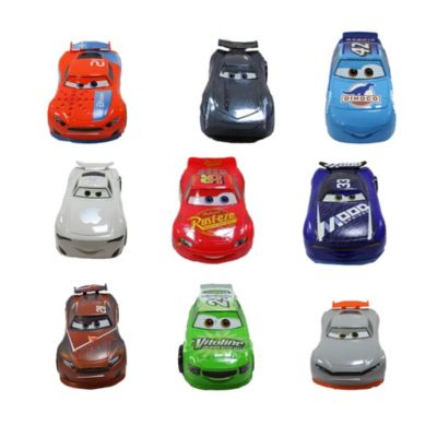 Set juego figuritas Disney Pixar Cars, Disney Store