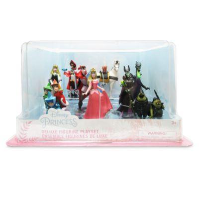 Disney Store Coffret deluxe de figurines La Belle au Bois Dormant